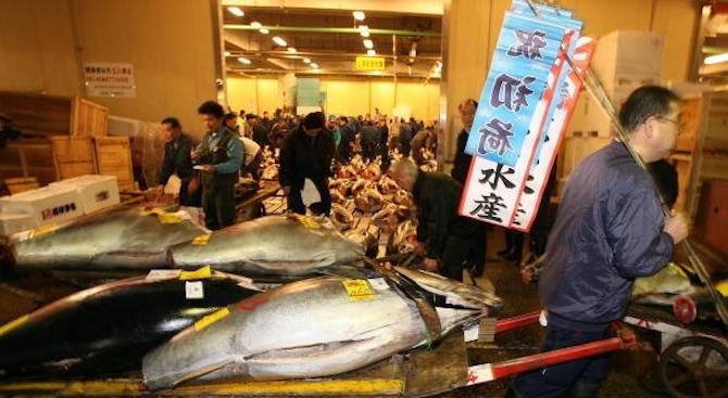 Пневмонията в Китай се разпространила от рибен пазар