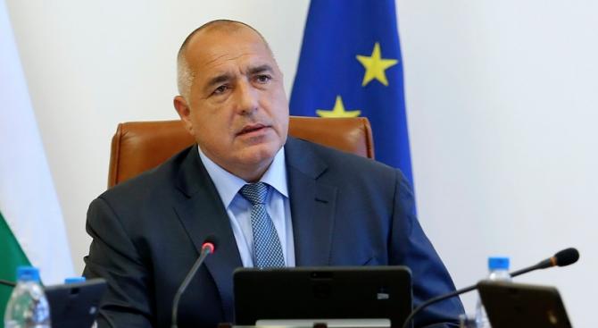 Борисов: Продължаваме с работата
