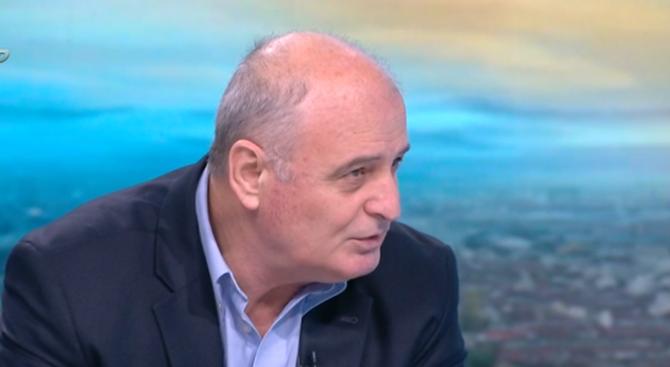 Проф. Николай Радулов: Имаме основания да смятаме, че взривът във Варна е бил преднамерен
