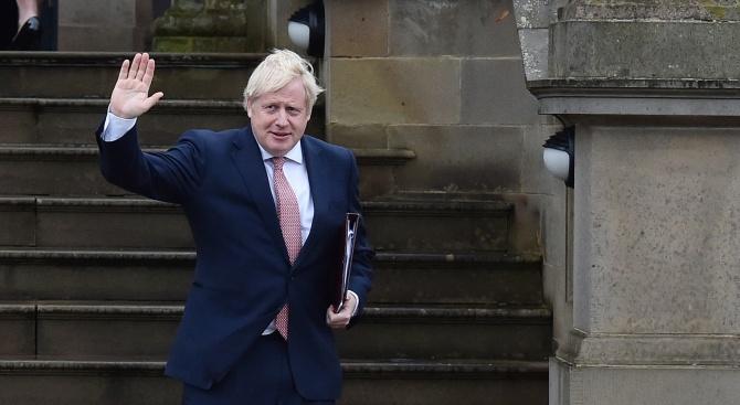Борис Джонсън: Биг Бен ще възвести Брекзит