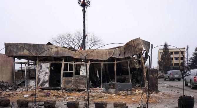 Представиха нова съдебно-техническа експертиза по делото за взрива в Хитрино
