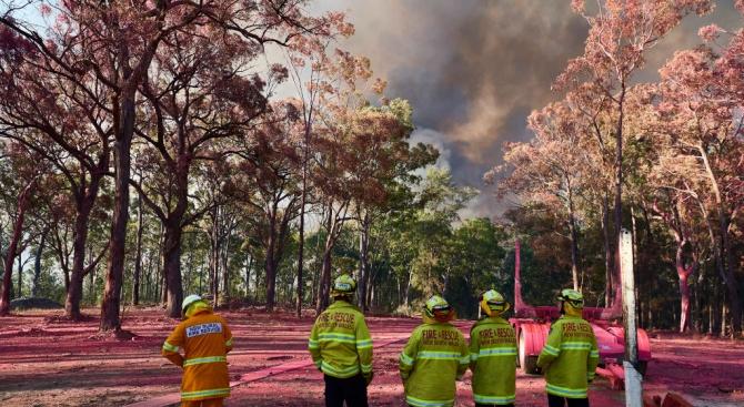НАСА: Димът от австралийските пожари ще обиколи поне веднъж Земята