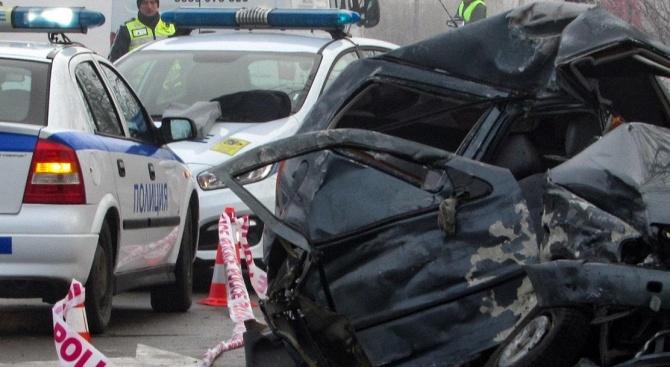 Катастрофите, причинени от шофьори без опит - най-притеснителни за полицията