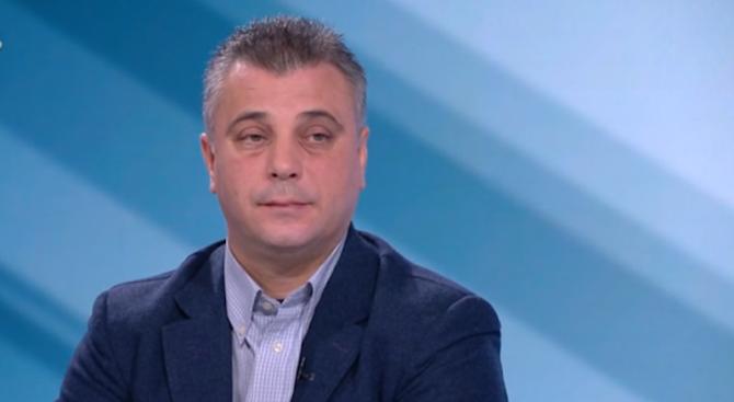 Юлиян Ангелов: Не е нормално Нено Димов да бъде изкупителна жертва