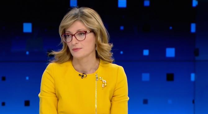 """Захариева разкри има ли криза при управляващите, ще бъде ли избран Ревизоро и защо за България е важен """"Балкански поток"""""""