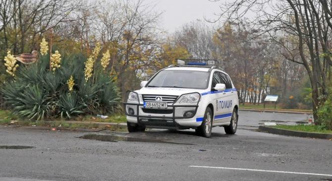Спецакция тече в Бургас