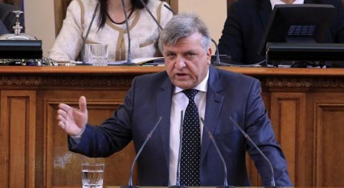 Манол Генов: Изказвам съчувствие на Емил Димитров за новия му пост
