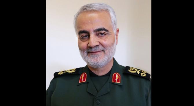 Ген. Солеймани планирал терористична атака в България