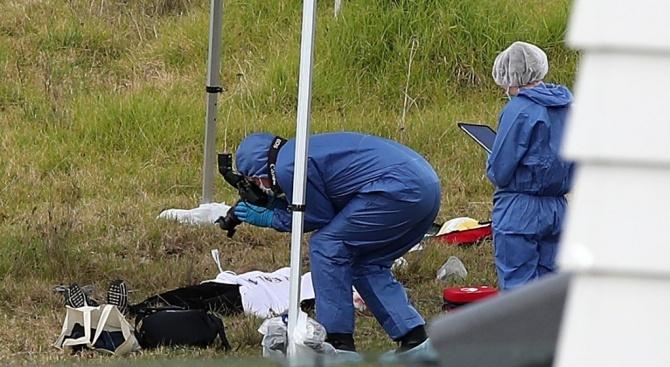 Намериха труп с оглозган от животни череп