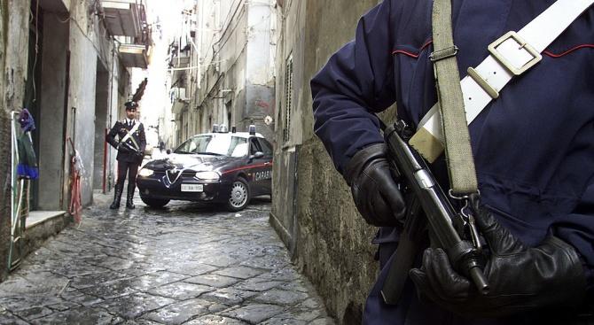 Италианската полиция разби мафиотска мрежа, източвала милиони от еврофондовете
