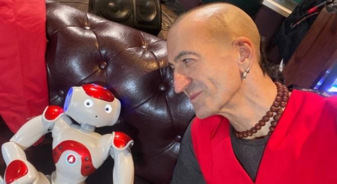 Робот ще бъде водещ по БНТ