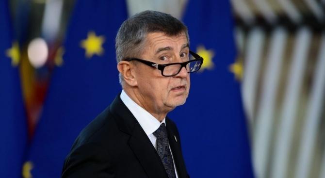 ЕП обсъди разследването срещу Андрей Бабиш в Чехия