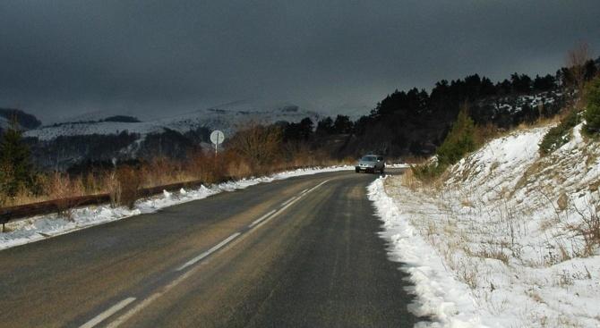 Верижна катастрофа на пътя Долни Дъбник - Искър