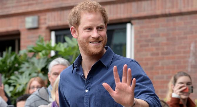 Принц Хари продължава да изпълнява обществените си ангажименти