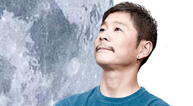 Кандидат-любимите на японския милиардер Маедзава надхвърлиха 20 хил.