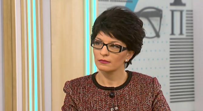 Десислава Атанасова: Нямаме притеснения по отношение вота на недоверие
