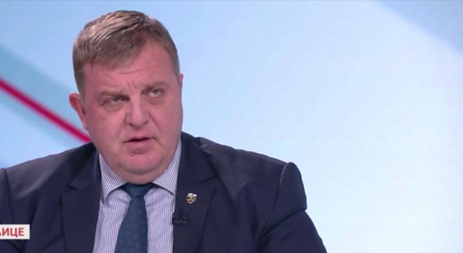 Красимир Каракачанов: Къде е вината на Нено Димов?