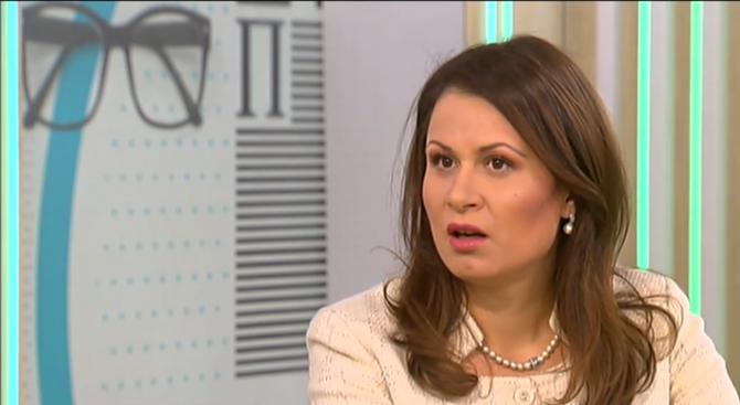 Кръстина Таскова: ''Воля'' е опозиция на всички политици от старата школа