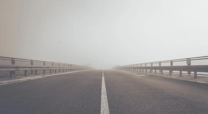 Жълт код заради мъгла в няколко области на страната