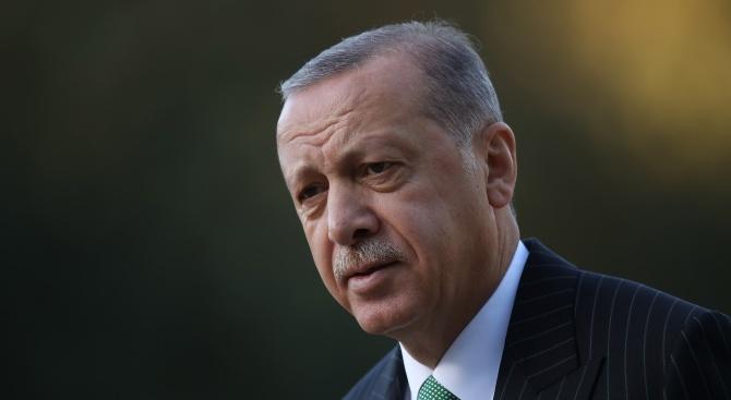 Ердоган поиска подкрепа от Европа за действията на Турция в Либия