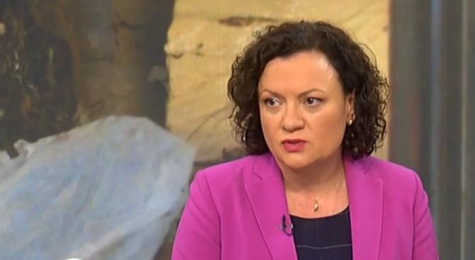 Емил Димитров поканил Ивелина Василева в МОСВ, но тя отказала