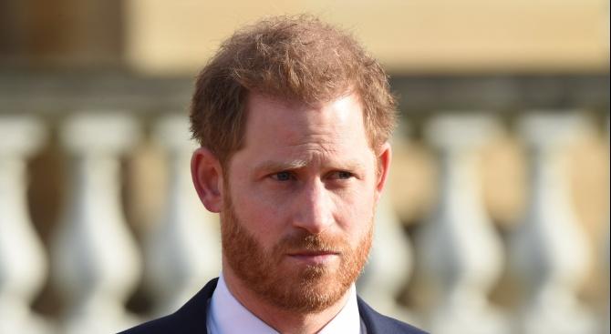 Принц Хари с прочувствена реч за отказа му от кралското семейство