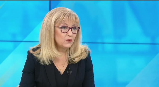 Петя Аврамова с въпрос за исканата ѝ оставка заради водната криза
