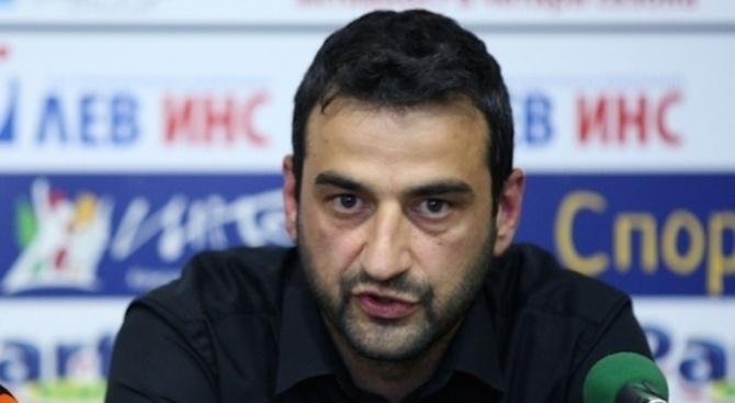 """Шефът на фен клуба на """"Левски"""": Ние сме привърженици на отбора, а не сме лобисти на лотарията"""
