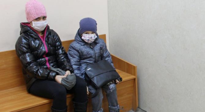 Обявиха грипна епидемия в общините Карлово, Сопот и Куклен