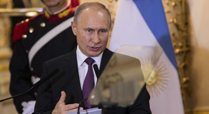 Путин прати свой бивш представител в армията