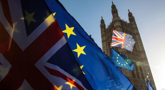 Британският парламент одобри закона за излизане от ЕС