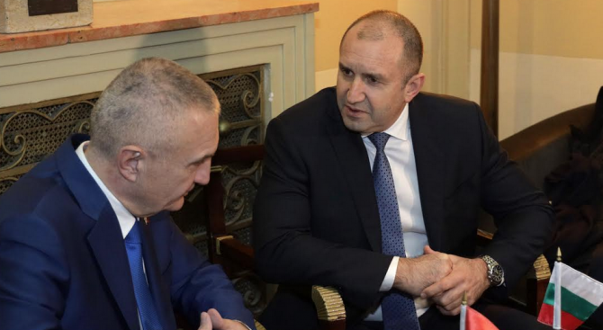 Румен Радев: Европейската интеграция на Западните Балкани е от значение не само за региона, но и за цяла Европа