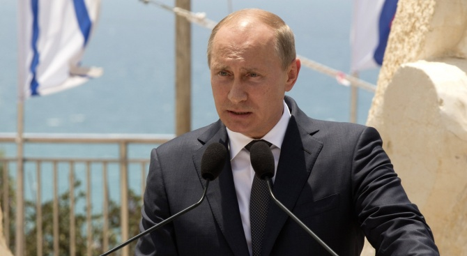 Владимир Путин: Холокостът е и наша трагедия