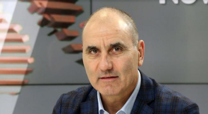 Цветан Цветанов: Времето ще покаже дали ще имам желание да правя партия