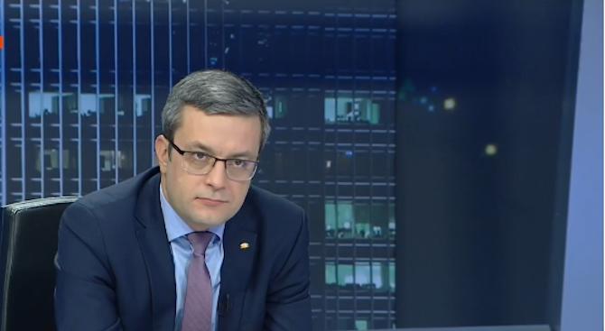 Тома Биков: Политическата криза няма да реши проблемите на Перник
