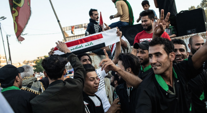 Трима демонстранти бяха убити в Ирак