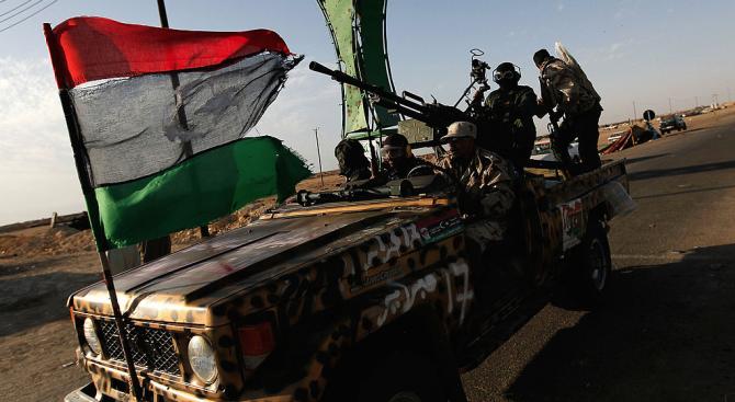 Нови сражения в Либия