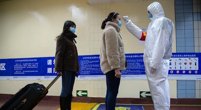 Посланикът ни в Пекин: Няма засегнати от вируса българи