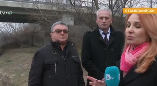 ВиК-Пловдив за замърсяването на река Марица: Няма никаква опасност за питейната вода на жителите