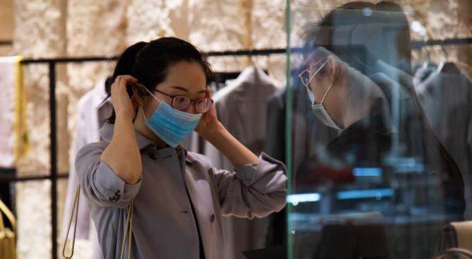Китай спря туристи