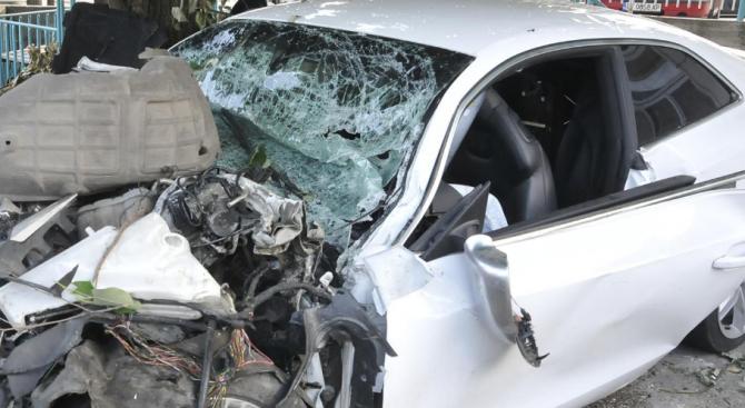 Катастрофа на пътя Пловдив-Смолян: Младеж е ранен