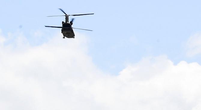 Извадиха тяло след вертолетната катастрофа в Хърватия