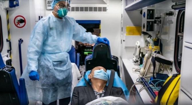 Трима пациенти със симптоми на коронавирус са настанени в Инфекциозното