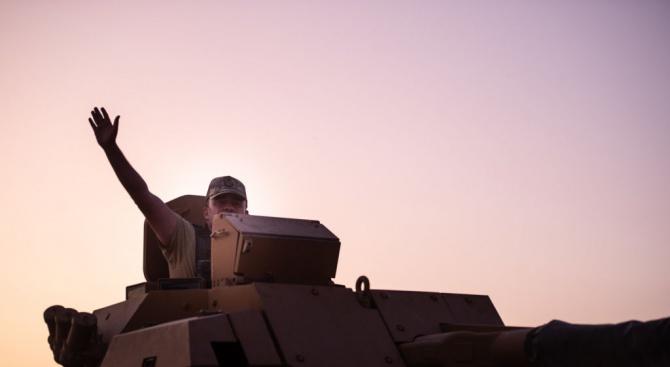 Дамаск си върна изцяло контрола над магистралата М5 - основна транспортна артерия в Сирия