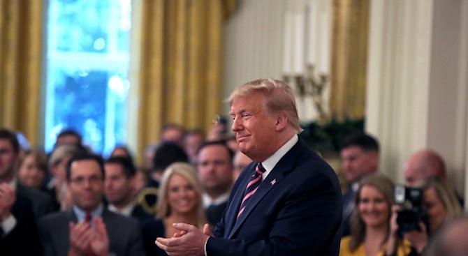 Тръмп превърна ръста си в предизборен аргумент