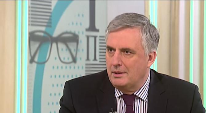 Калфин: Противоречивите сигнали от Борисов за еврото не са добри