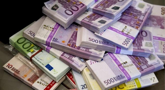 Еврото удари 3-годишно дъно