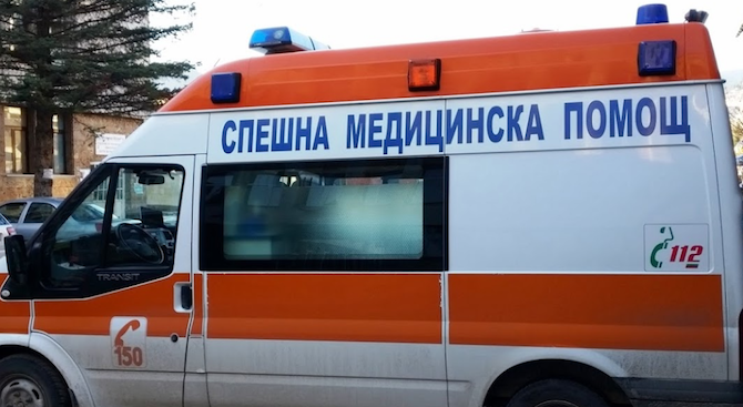 Трудова злополука в Берковица, един мъж е ранен