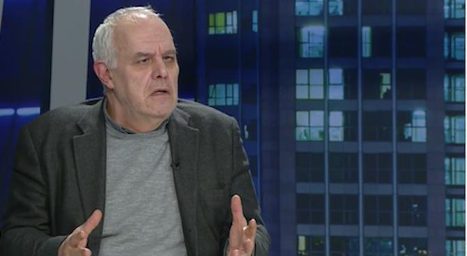 Андрей Райчев: Напрежението между Борисов и Радев може да счупи държавата