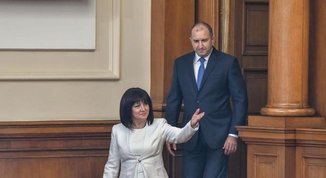 Караянчева: Ние не сме Цвета, Бойко, Румен